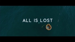 All Is Lost- Title