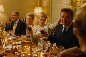 Blue Jasmine- Fancy Dinner