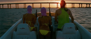 Spring Breakers Boat
