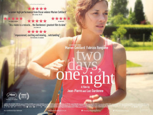 Two Days, One Night- Title